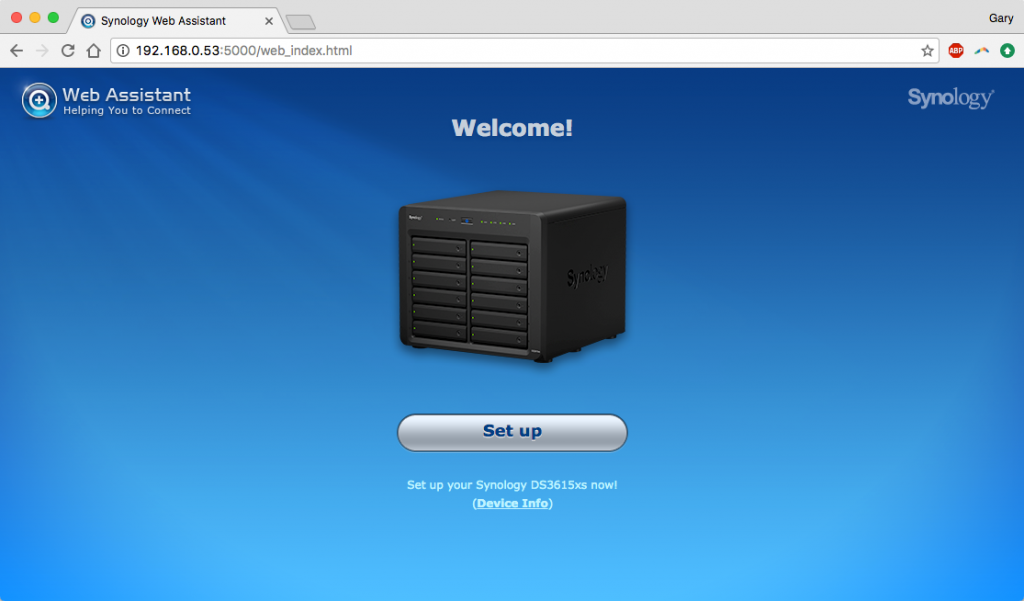 Building a DIY Synology NAS using XPEnology - garydanton co uk
