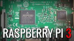 Raspberry Pi 3 Title