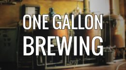One Gallon Brewing Title Card